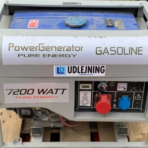 Generator_leje